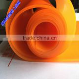 high tearing resistance silicon rubber sheet lower price 0.5mm 0.8mm 1mm 1.5mm