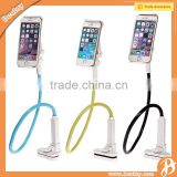 Cell Phone Clip Lazy Bracket Flexible Long Arms Holder for iPhone 6