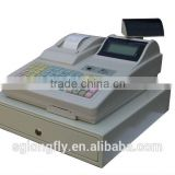 electronic cash register 192*64 LCD Operator display 57mm-75mm 1-station thermal printer Dot matrix Printer can optional