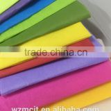 customized colorful packing nonwoven fabric,used for flower packing,gift wrapping,wedding decoration