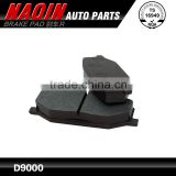 MD9000 for Japanese vehicles ceramic BRAKE PAD                                                                         Quality Choice