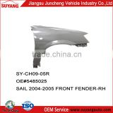High Quality Sail 2004-2005 Front Fender-RH For Chevrolet Auto Parts