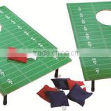 Sports Corn Hole Bean Bag Toss Game Set