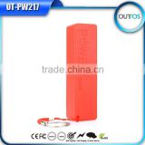 Small size battery !2200/2600mAh lipstick ultra slim mobile phone power bank