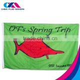 same day shipping custom boat flag for boat