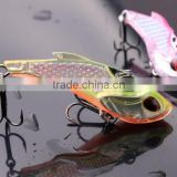 35mm 3g 50mm 7g vibrators fishing lures