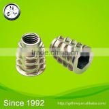 Advanced ability of independent research furniture hardware zinc alloy screws and nuts (NZ2412)
