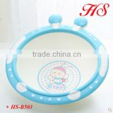 Lovely portable outdoor baby washbasin plastic basin wash hand basin washing basin