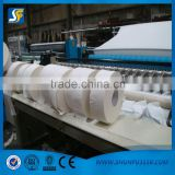 New Technology jumbo tissue roll slitting rewinding machine, paper roll slitter rewinder                                                                         Quality Choice