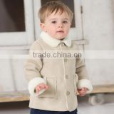 DB318 dave bella winter baby coat baby wadded jacket padded jacket outwear winter coat jacket children winter coat outwear