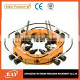 Modern basic foundation equipment Reliable hydraulic round concrete pile breaker/cutter SP606