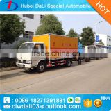 dongfeng 4x2 anti riot vehicle