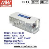 Meanwell 2500W Modified Sine Wave DC-AC Power inverter circuit/frequency inverter/inverter air conditioner                                                                                         Most Popular