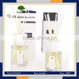 Home decor 80ml/150ml OEM luxury aroma reed diffuser with high quality packaging gift box                                                                                                         Supplier's Choice