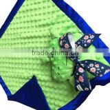 ABC TEX Featured Products All Baby Love Lime Blanket For Baby Sleeping