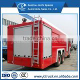 Used Condition 12 cubic meters friction fire truck factory price