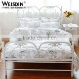 Indian Style Flower Printed bedding set cotton bed sheets bed linen cotton