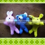 2012 Baby bath toys in Various Colors and Designs Made of terry and sponge