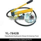New products YL-7842B AC hydraulic Hose Crimping Tool For Air Condition Hose