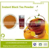 Black tea powder for ice tea natural flavor instant drinking