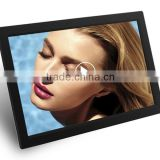 18.5 inch acrylic wall mount Manufacturer supplies all in one android digital photo frame 4.4 wifi Advertising player