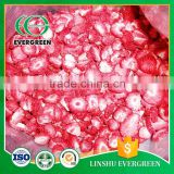 Cheap Price Sweet Organic Frozen-Dried Strawberry