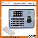 TX628 TCP/IP fingerprint scanner time clock Linux system mi-fare card office employee fingerprint time and attendance