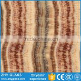Factory Price Polished Tiles Monte Rosa Red Marble Floor Tile