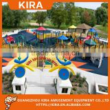 Children plastic slide funny and safety kids indoor or outdoor playground slide with swing Children plastic sl