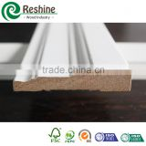 Primed Cheap MDF Baseboard Skirting Mouldings