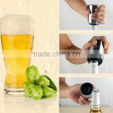 High quality Automatic Stainless Steel Beer Juice Drinking Bottle Opener,Beer Bottle Opener , Bar Tool Opener