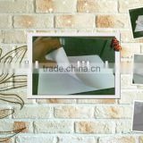adhesive and magnetic photo paper