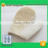 promotional gifts sisal exfoliating bath glove scrub glove