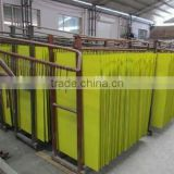 Factory price large aluminum mirror sheet with double paints                                                                                                         Supplier's Choice