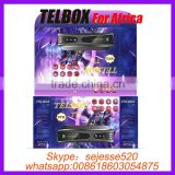 New arrival Stocks for 2015 QSAT latest version TELBOX T1 VDF HD SIMCARD decoder Q28G Q11G,Q13G,Q15G,Q23G Q26G