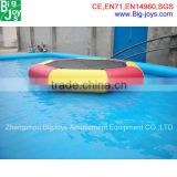 Giant cheap PVC inflatable aqua used trampoline,inflatable sea trampoline,inflatable water trampoline for sale