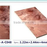 Cut-To-Size Stone Form and Artificial Stone Type insulated interior wall panel