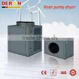 Deron heat pump dryer/air to air heat pump 14kw DE-46W/DKW(for seafood, fruit,spice, herbal, tobacco, chemical products etc.)