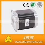 Hot sale hybrid 2 phase nema 23 stepper motor,high quality low price stepper motor with brake