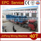 Mineral beneficiation washing classifier, stone sand spiral classifier