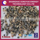 Vibration ramming Refractory Castables calcined bauxite price