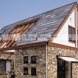 High quality and Natural fireproof material roof slate with cool and lightweight
