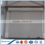 0.8mm,1.0mm,1.2mm thickness remote control automatic galvanized steel rolling shutter door