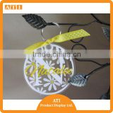 Hongkong Supplier Wholesale Custom Acrylic keychain/ Printed Promotional Acrylic Key Chain