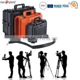 Hard plastic handheld SLR cameras photographic equipment apparatus cases in the open air with IP67 waterproof RC-PS 290/1