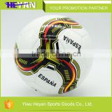 Alibaba china supplier cheap leather football pvc soccer , american football