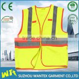 wholesale working tool outdoor police safety vest reflector