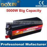 Made in China DOXIN AC Single Phase Solar Energy Systems Off Grid DC to AC Power Inverter 5000W