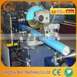 Half Round Gutter Downpipe Roll Forming Machine