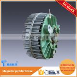 10kg High torque flange magnetic powder brake,eddy current brake turning speed 1800r/min